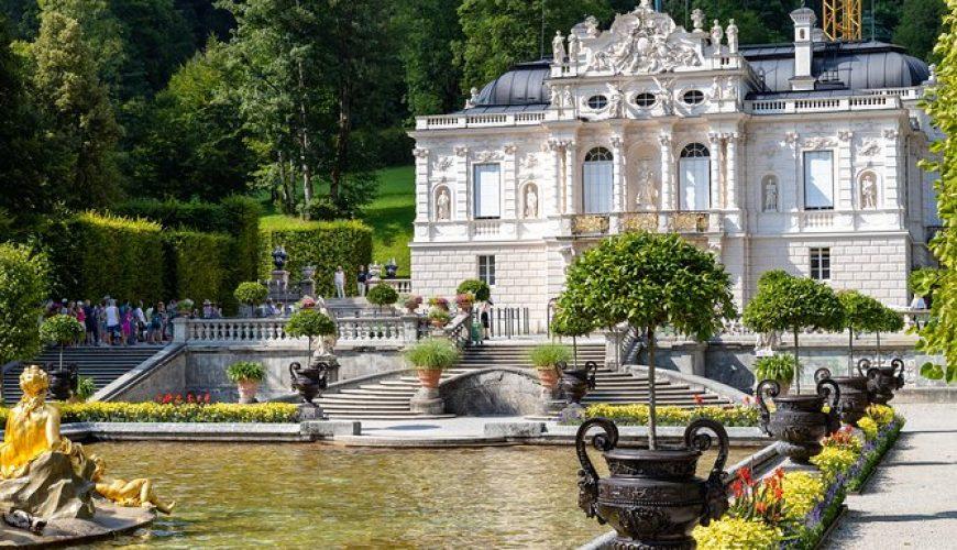 Neuschwanstein Castle & Linderhof Palace from Munich