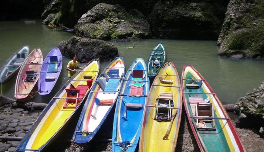 Pagsanjan Falls tour from Manila