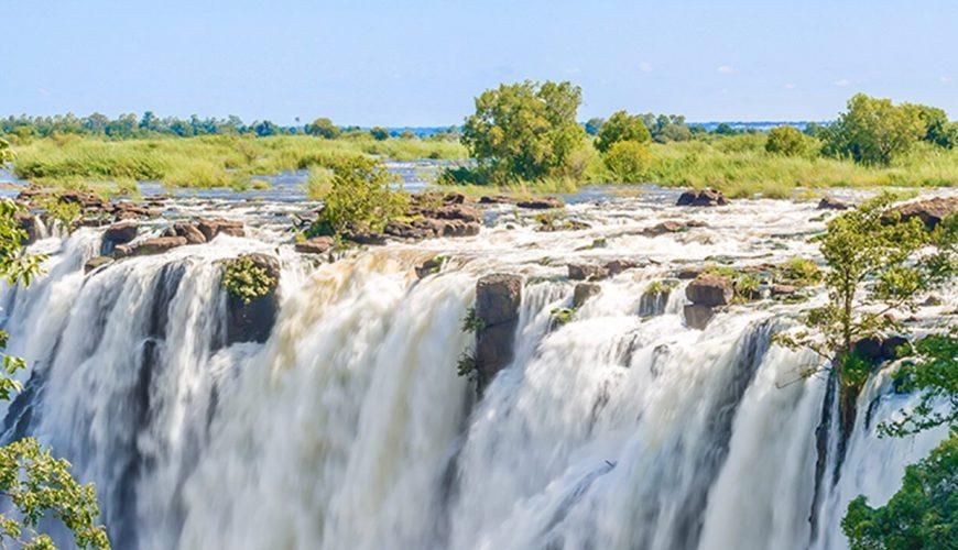 بوتسوانا وشلالات فيكتوريا 4 نجوم سفاري