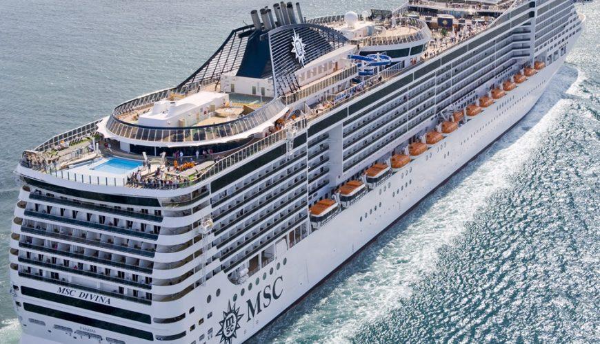 رحلة بحرية في البحر المتوسط