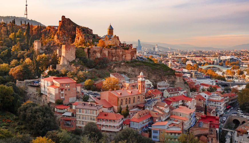 القوقاز أرمينيا وجورجيا 5 نجوم رفاهية